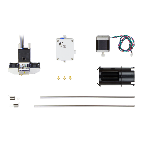 Extruder upgrade kit