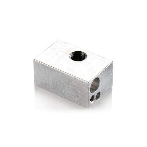 Aluminum Heater Block